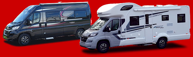 Elddis Envy and Swift Spirit