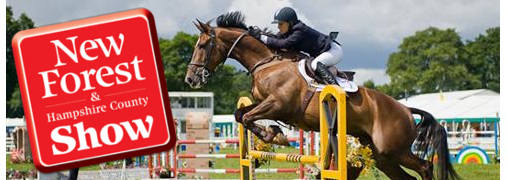 New Forest Show Banner2