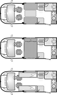 Swift Sundance 530LP Low-Line (2012)