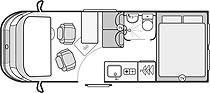 Autocruise Carrera 4 (2014)