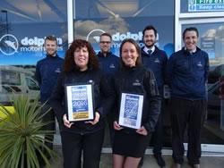 Dolphin Wins Motorhome Award