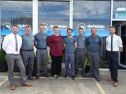 Dolphin Service Team